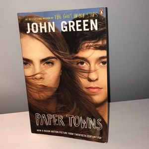 book- paper towns